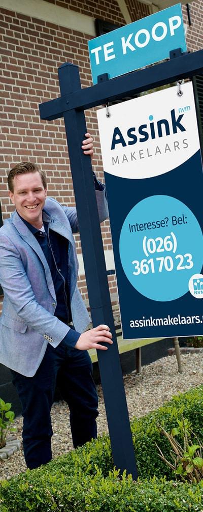 Assink NVM Makelaars woning verkopen